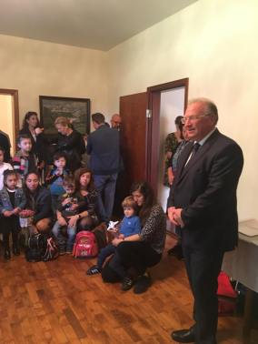 Г-н Светлан Стоев посланик на Република България